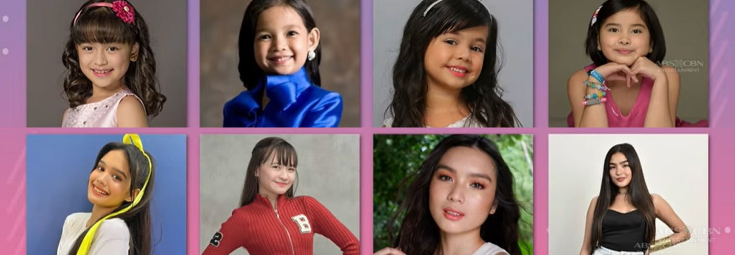 Kapamilya Snaps: Talented young actresses who have already made their marks in showbiz!