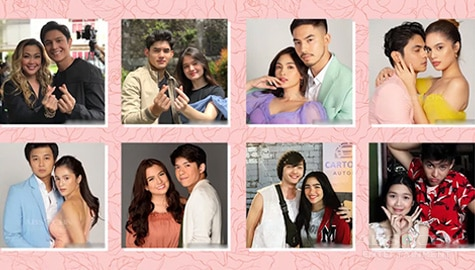 Kapamilya Snaps: Thrilling, kilig onscreen couples that delight, captivate teleserye viewers