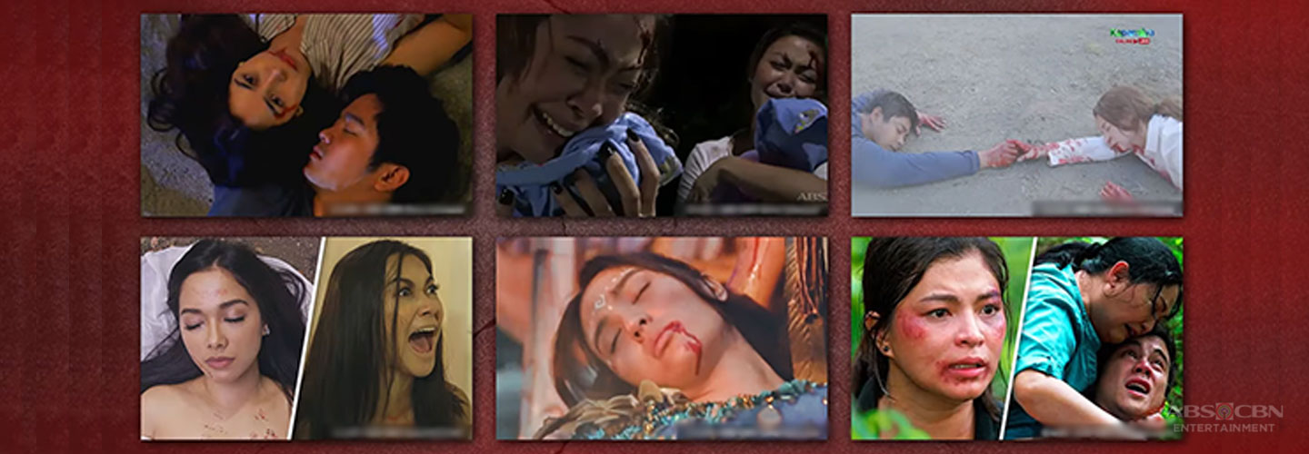 Kapamilya Snaps: Unforgettable teleserye deaths that shocked, touched viewers in recent years