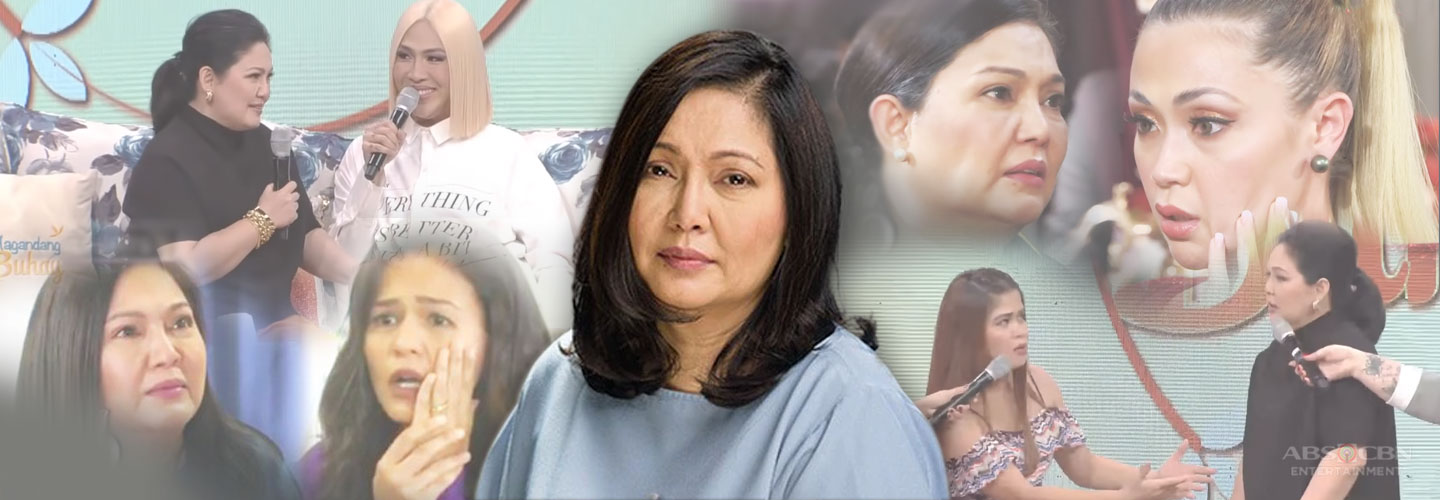 "Maricel Soriano's iconic sampal that Kapamilya celebrities consider a ""badge of honor"""
