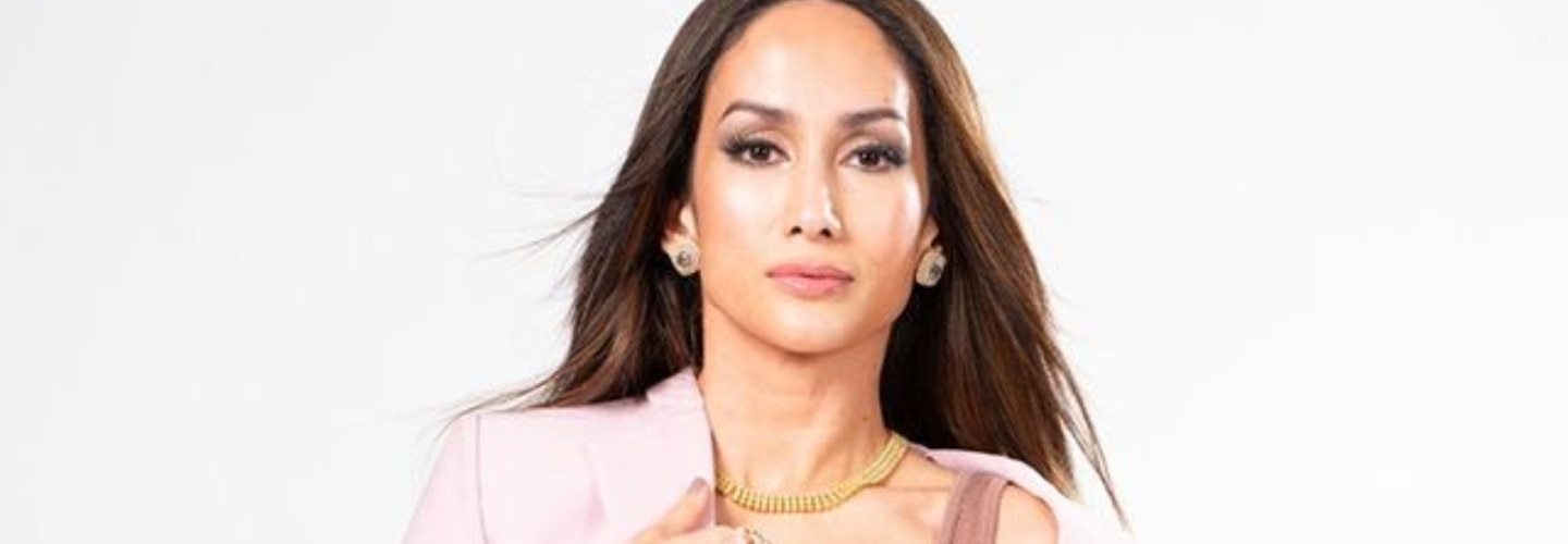 Ina Raymundo shares meaty advice about love, heartaches and moving on