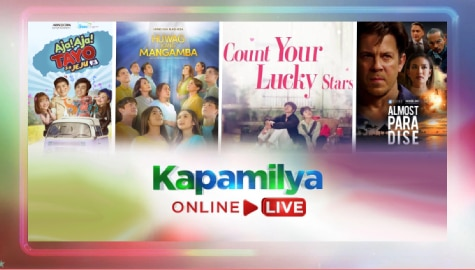 Viewers get new ABS-CBN shows with unli replay on Kapamilya Online Live