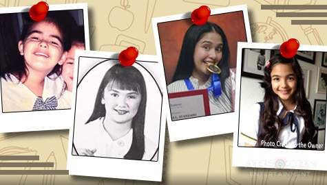 "From academics to extra-curricular actives – Kapamilya stars look back on their ""buhay-estudyante!"""