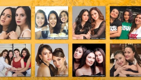 Kapamilya Snaps: Youthful, awesome celeb moms who can pass as their daughters' sister!