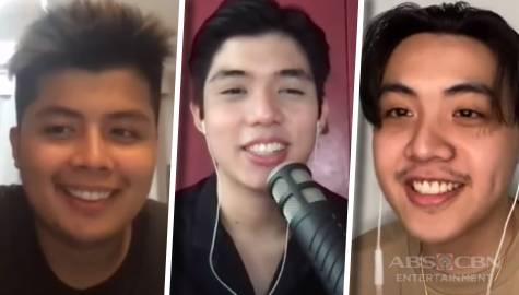 Brian, Bryce and JV aka Chill Guys talks about their music, dedicates songs to exes