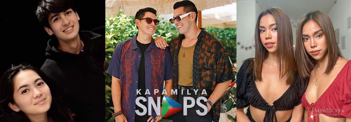 Kapamilya Snaps: Celebrity twins who fascinated us with impressive talent together and as individual artists