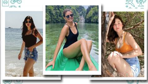 Find out these Kapamilya stars' survival tool in case stranded on a deserted island