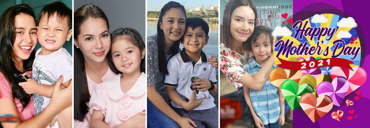 Kapamilya Snaps: Single actresses who impressively  played mother roles in teleseryes