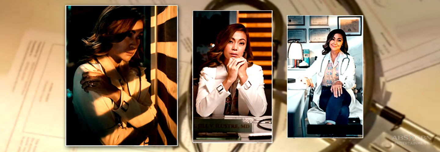 Jodi Pinay Doctor Foster sa The Broken Marriage Vow ABS-CBN