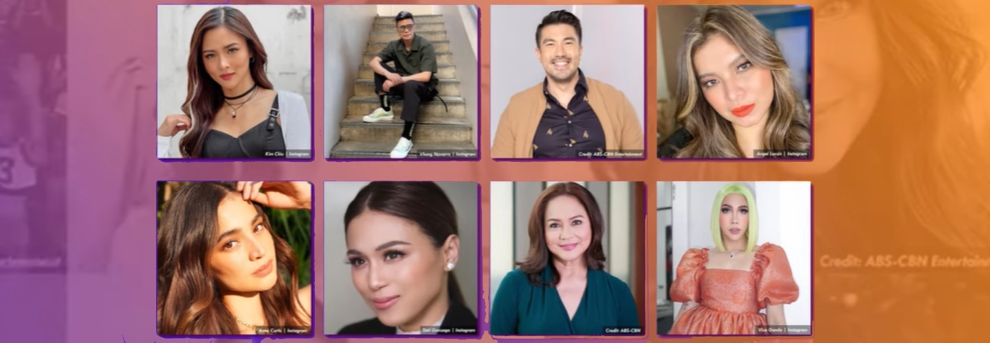 Kapamilya Snaps: 12 Celebrities who are both talented actors and superb hosts