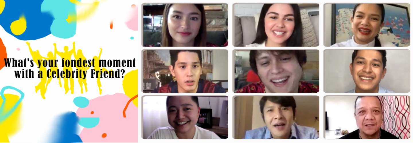 Kapamilya stars and their fondest memories with their showbiz squads!