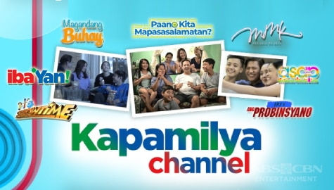 How loyal viewers' love and support fuel ABS-CBN's commitment to serve via Kapamilya Channel