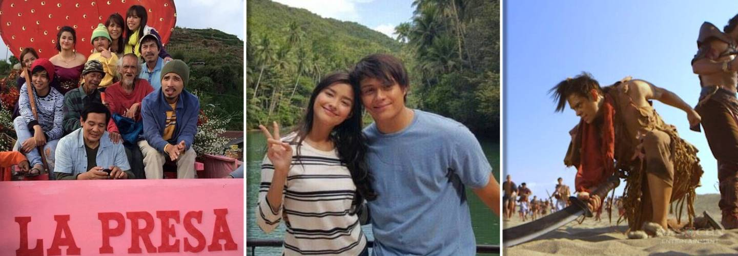 The scenic filming locations of your fave Kapamilya teleseryes!