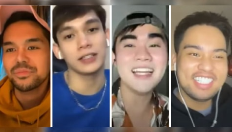 JMKO and iDolls talk about their new singles and take on a level-up Kantahan Challenge