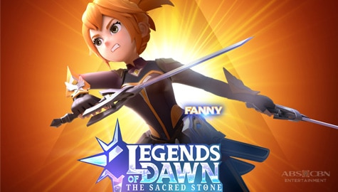 Fanny Legends of Dawn Sacred Stone