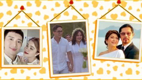 Kapamilya Snaps: 9 celebrity couples who renewed vows to celebrate their love