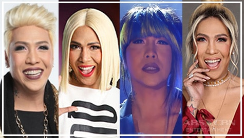 Vice Ganda happiness ambassador throughout his TV journey