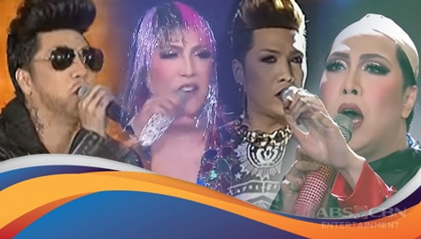 Vice Ganda's most viewed singing performances