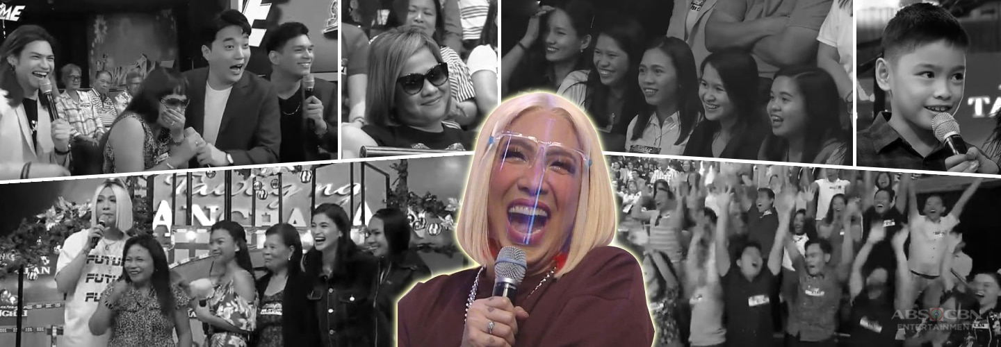Vice Ganda hilarious interactions madlang people laugh out loud