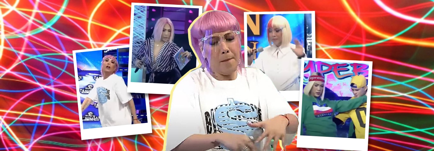 'Unkabogable' dance samples of Vice Ganda that delighted the madlang people
