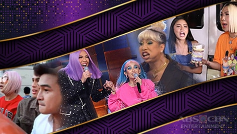 5 things Vice Ganda did for the first time GGV