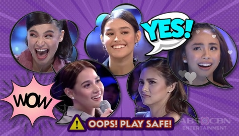 Nerve-wracking questions and crazy revelations on Gandang Gabi Vice