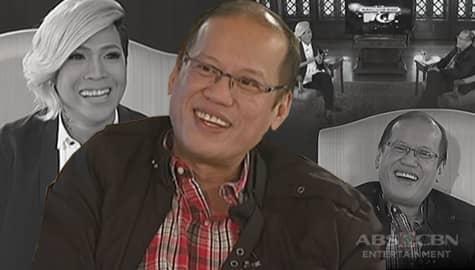 President Noynoy Aquino Gandang Gabi Vice