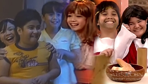 Cutest and funniest bloopers from Goin' Bulilit