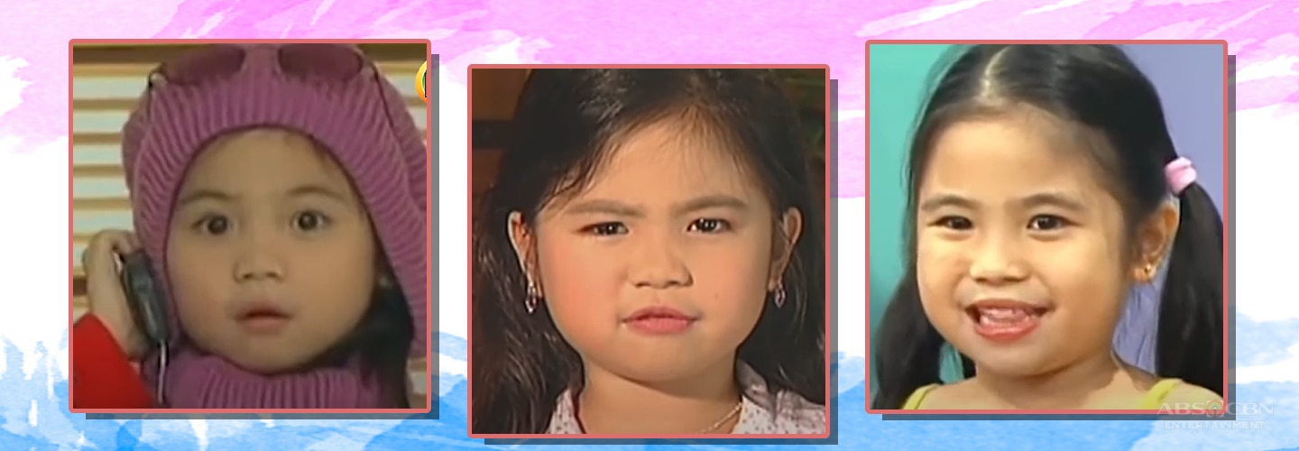 How Sharlene San Pedro fascinated viewers with Goin' Bulilit portrayals