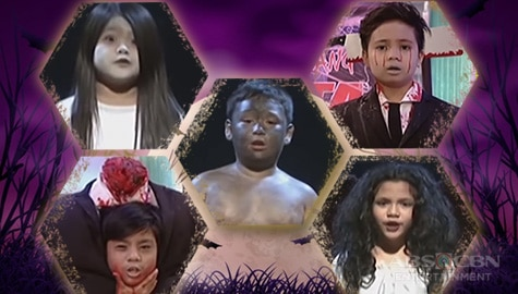 The most hilarious Goin' Bulilit Halloween specials through the years!