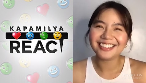 Kapamilya React: Miles Ocampo remembers happy childhood moments on Goin' Bulilit