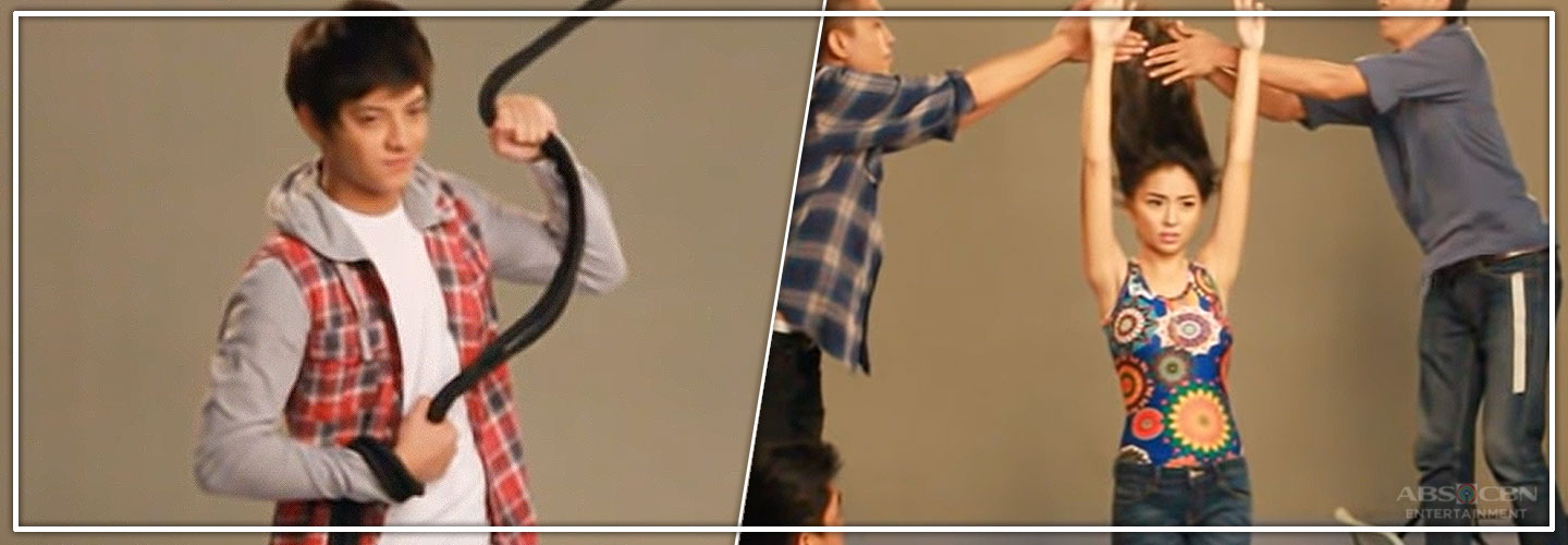 Behind-the-Scenes: Got to Believe Pictorial with KathNiel