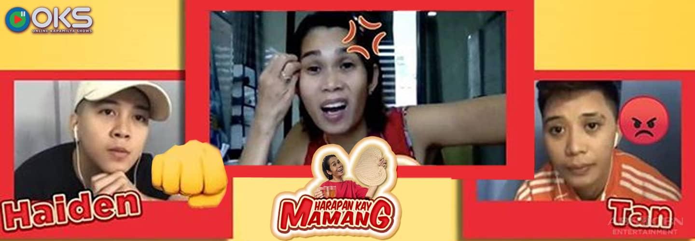 "Siblings triggered in a prank gone wrong in ""Harapan kay Mamang"""