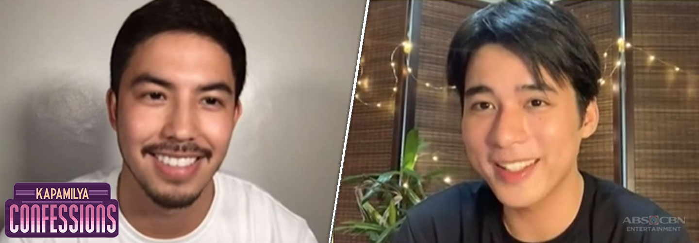 WATCH: Tony Labrusca, JC Alcantara open up on Hello Stranger experience on Kapamilya Confessions
