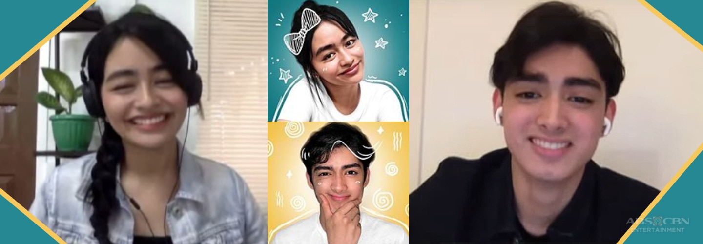 """PatVoree talks about their chemistry in """"Hello Stranger,"""" takes on challenges on Kapamilya Chat"""