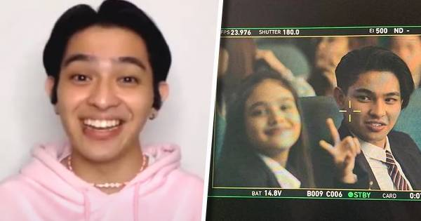Joao Constancia talks about working on He's Into Her, loveteam partner Criza Taa