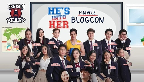 Catch up with the He's Into Her squad before the finale episode!