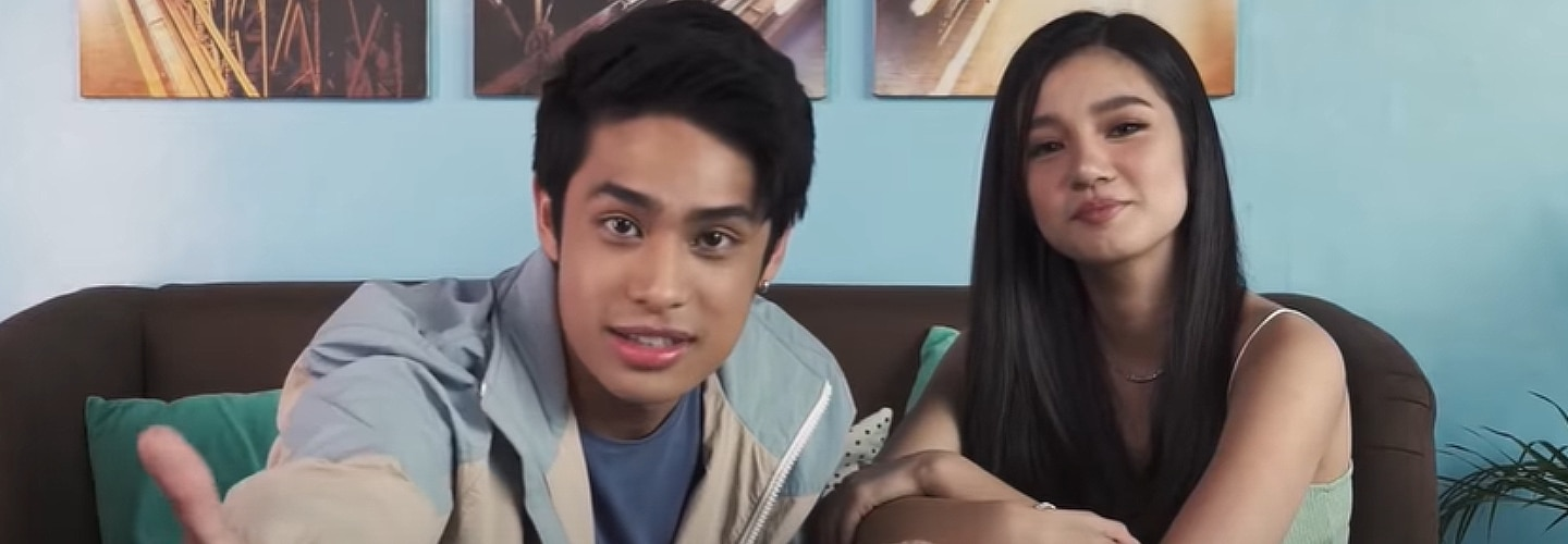 KILIG OVERLOAD! DonBelle answers random questions in He's Into Her Extras' Couch Talk