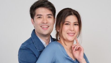 """Joross and Roxanne more hands-on, comfortable in """"Hoy Love You Two"""" second bubble taping"""