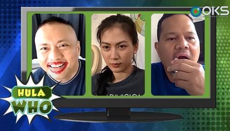 Hula Who: Andrew E, Bayani nag-lipstick, Alex sinigaw na si Luis ang pinakapoging nilalang bilang parusa