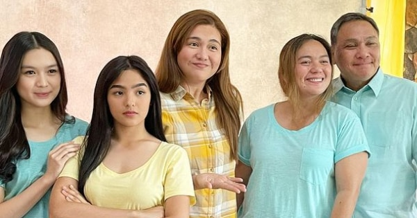 Behind-the-scene photos: Dimples' compelling journey as Fatima in Huwag Kang Mangamba