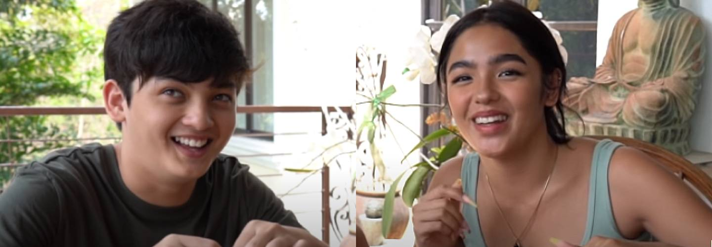 Andrea Seth answer intriguing questions in Sagot o Lagot