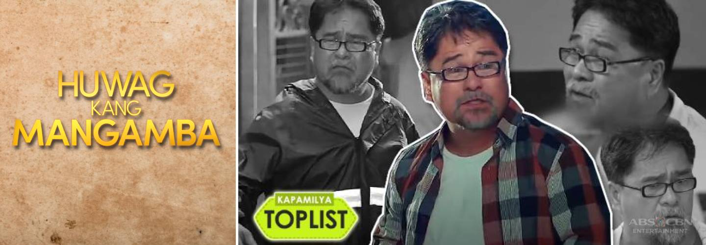 10 inspiring scenes of Caloy that showed his mission to love and serve in Huwag Kang Mangamba