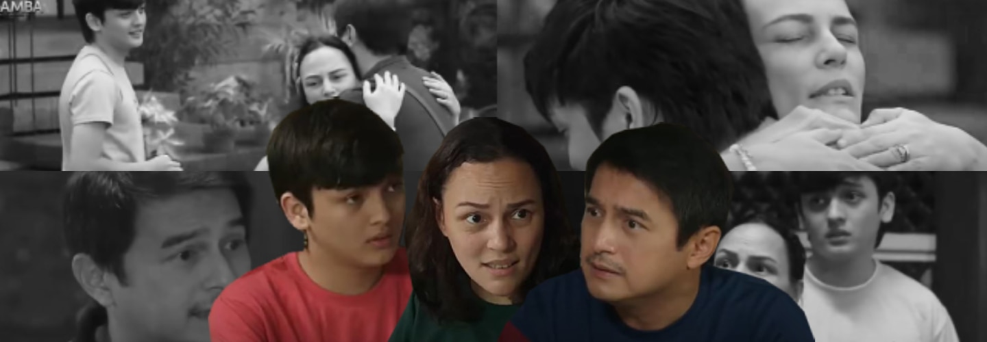 10 scenes of Rebecca's unconditional love as a wife and mother in Huwag Kang Mangamba