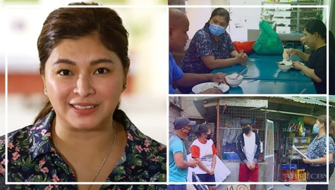 Iba 'Yan: Angel Locsin makes a brighter future possible for visually impaired modern heroes