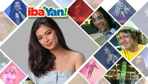 "Iba 'Yan: Angel Locsin announces hefty proceeds from ""Kinang"" online benefit concert for drag artists"