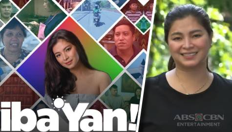 Iba Yan: Angel Locsin boosts struggling eatery's food drive for COVID-19 frontliners, affected people