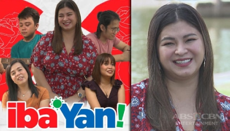"Iba 'Yan: Angel Locsin, ""love gurus"" give hope, advice to the brokenhearted on Valentine's Day"