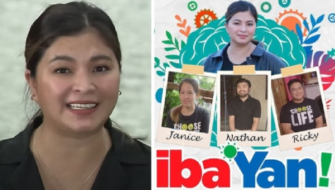 Iba 'Yan: Angel Locsin extends support and care to people battling mental illness