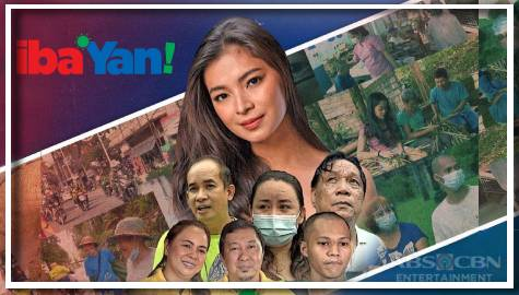 Angel Locsin catches up with individuals, groups helped by Iba 'Yan in previous months